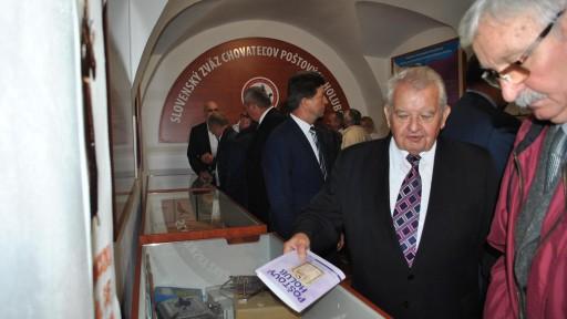 Expozícia poštového holubárstva Liptovsky Mikulas